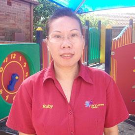 Ruby Yam